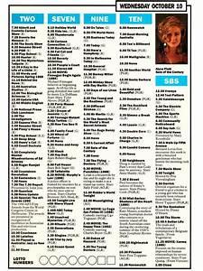 On Tv  10 October 1990  Melbourne  U2013 Television Au