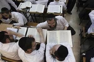 Israel's Ultra-Orthodox Jews Face Army Draft as Fresh Law ...