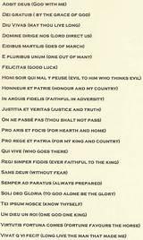 beautiful in latin translation
