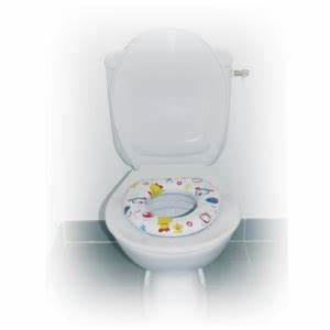 Siege Pour Enfant : siege wc souple pour enfant blanc ~ Melissatoandfro.com Idées de Décoration