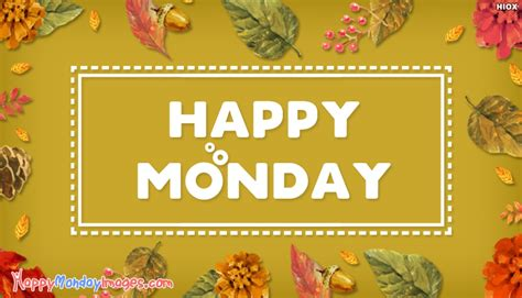 happy monday images