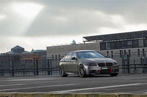 Performance Bmw 5er F10 Folierung Fostla 550i by Bmw 550i F10 Tuner Fostla De Bringt Den M5 Killer