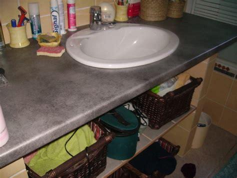 comment monter un plan vasque de salle de bain