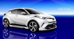 Toyota Chr Noir : toyota c hr par modellista tuning la sauce samoura ~ Medecine-chirurgie-esthetiques.com Avis de Voitures
