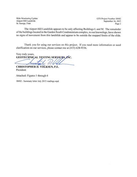 hoa budget cover letter