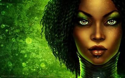 American African Anime Afro Wallpapers Wallpapersafari