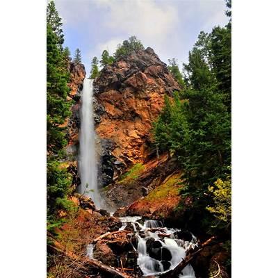 Wolf Creek Pass ColoradowaterfallsPinterest