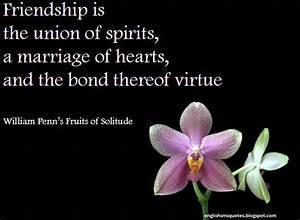 Quotes English Friendship. QuotesGram