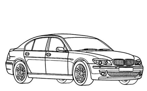 Kleurplaat Bmw X5 by Bmw Car M7 Coloring Pages Best Place To Color