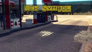 NEW SYMBOL V1.0 BY VOYAGER - American Truck Simulator mod ...