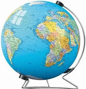 interactive world globe map 3d