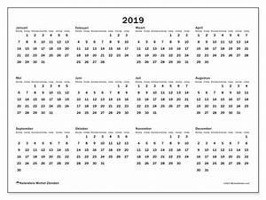Kalender 2019 32MZ Michel Zbinden nl