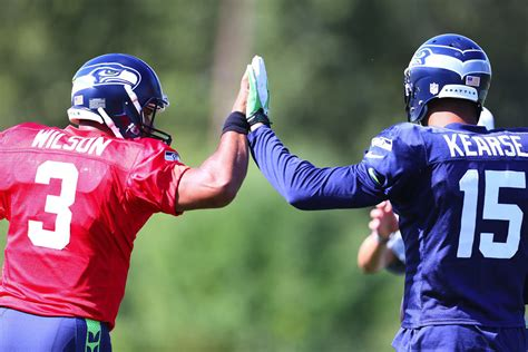 seahawks  man roster projection post scrimmage edition