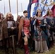 KING EDWARD & ISABELLA - HEART OF ENGLAND