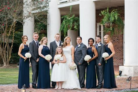 Champagne Wedding Dress/navy Moh Dress/what Color Suits?