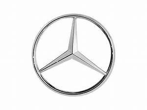Mercedes SLK R170 Emblem for Rieger Front Bumper