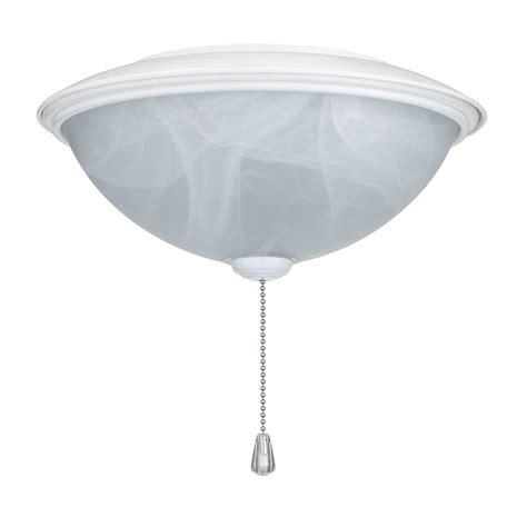 ceiling fan glass bowl nutone alabaster contemporary bowl glass ceiling fan light