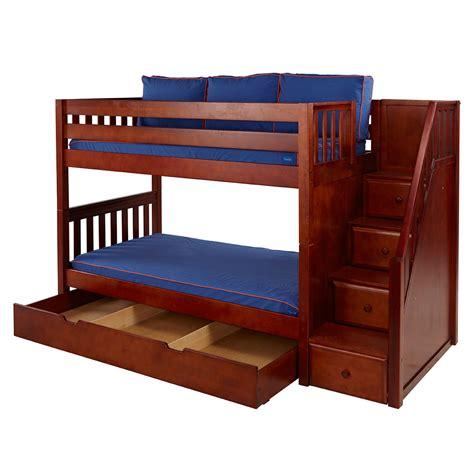 bunk bed bunk beds maxtrix furniture maxtrix