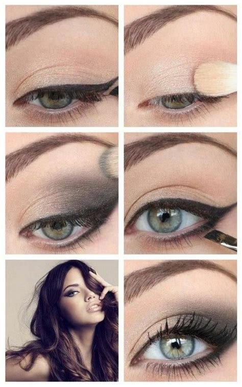 comment se maquiller les yeux comment maquiller les yeux verts 50 astuces en photos et vid 233 os