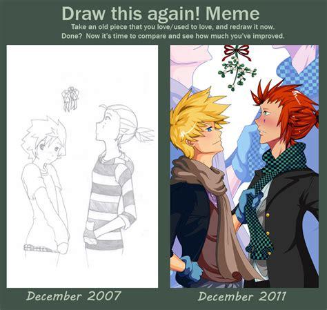 Draw This Again Meme Fail - draw this again by itsmikuru on deviantart