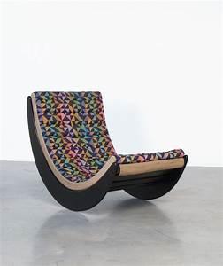 Verner Panton Chair : verner panton relaxer 2 rocking chair rosenthal furniture ~ Frokenaadalensverden.com Haus und Dekorationen