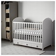 Natural wooden Bed for babies M0217 | Ro2ya Home