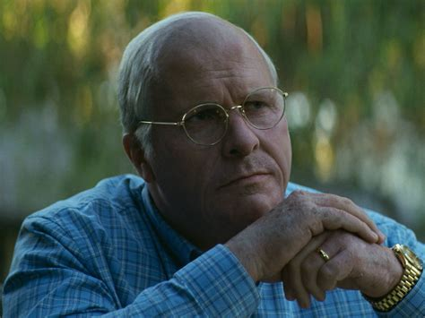 Christian Bale Terrifyingly Entertaining Dick Cheney