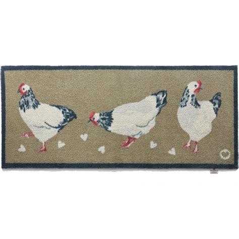 chicken doormat hug rug doormat washable dirt trapper chicken heugah