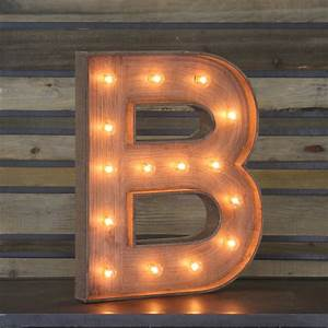 Edison marquee letter quotbquot town country event rentals for B marquee letter