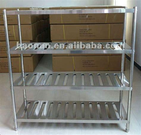 storage rack stainless steel industrial plate rack