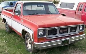 1974 Gmc Sierra Grande G1500 1  2 Ton Pickup Truck For Sale