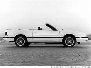Chrysler Le Baron Cabriolet : 12 cars that made chrysler 1989 chrysler le baron convertible 10 ~ Medecine-chirurgie-esthetiques.com Avis de Voitures