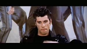 John Travolta Danny Zuko GIFs - Find & Share on GIPHY