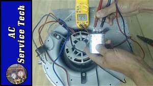 Step By Step Troubleshooting Of A 240v Hvac Blower Motor Single Phase
