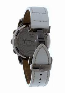 T33765881 Tissot T Touch White  Leather  U00d842 Mm Used Price  U20ac 300