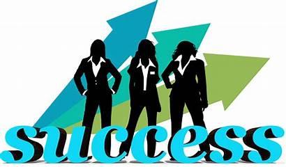 Success Clipart Successful Business Clip Transparent Surround