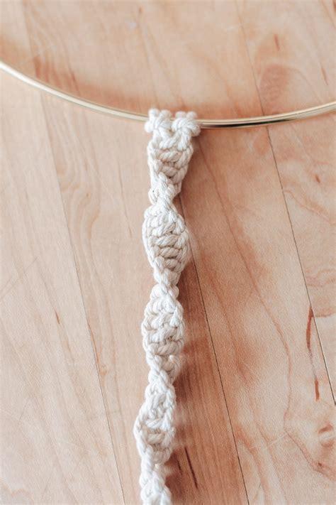 basic macrame knots  printable macrame knots