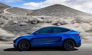 Tesla Model Y Will Be World's Safest Crossover & Quickest