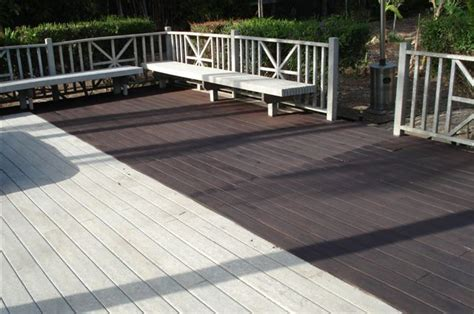 wood stain decking  stains  pinterest