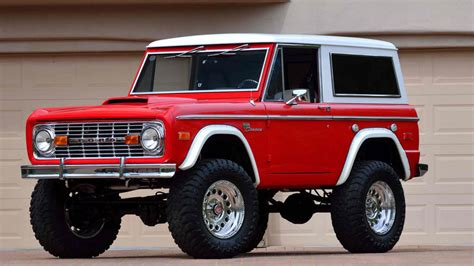 ford bronco  indy