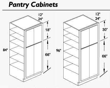kitchen pantry cabinet sizes pre finished shaker style oak kitchen cabinets we ship 5469