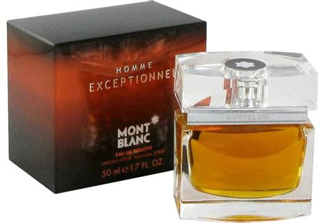 parfum homme mont blanc homme exceptionnel cologne by mont blanc buy perfume