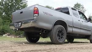 2002 Toyota Tundra Exhaust