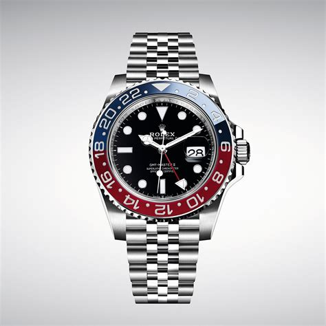 "Baselworld 2018: Rolex Introduces the GMT-Master II ""Pepsi ..."