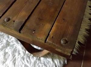 Holztisch Shabby Chic : antik fabriklook couchtisch holztisch handmade unikat recykling m bel used look shabby chic ~ Frokenaadalensverden.com Haus und Dekorationen