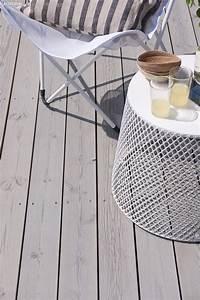 Fjellgrå terrassebeis