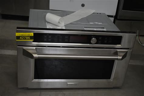 ge monogram zscjss  stainless single wall oven nob  hrt