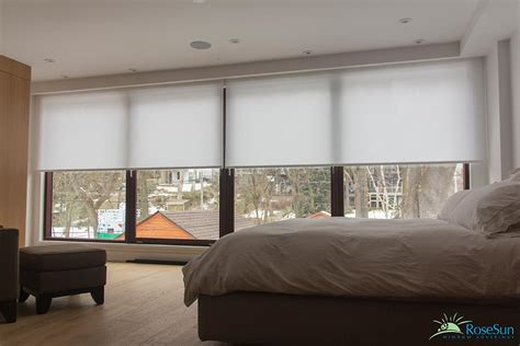 Automated Window Coverings  Motorized Window Blinds And