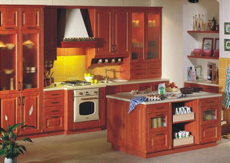 2017 Kitchen Cupboard Furniture For Kitchen Solid Wood