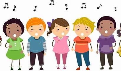 Muscial Concierto Programs Singing Clipart Christmas Performance